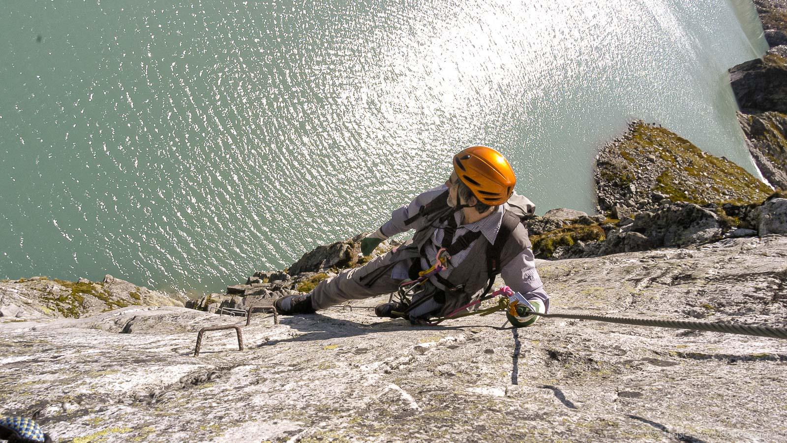 Kristall-Klettersteig | Bildervideo